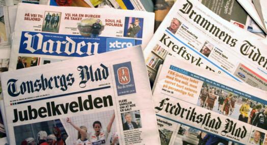 Blir det budstreik kan det bli papiravis-slutt på Lillehammer