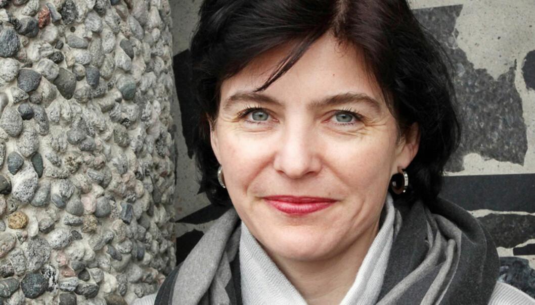 - Dette er én-kildejournalistikk i den grad én-kilde er journalistikk, sier Kjersti Løken Stavrum. Foto: Birgit Dannenberg