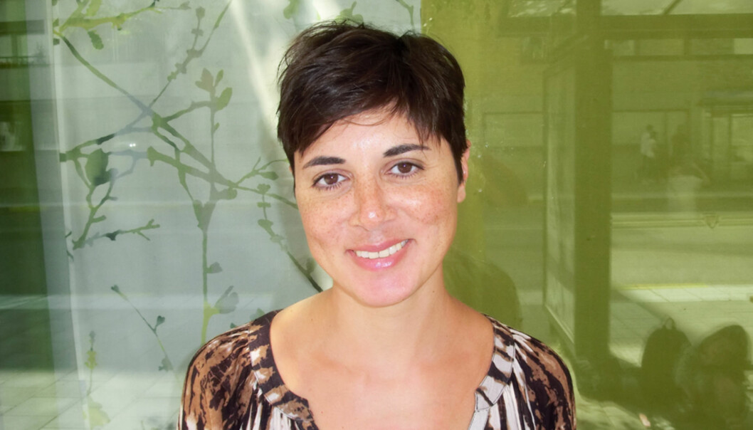 Sara Mats Azmeh Rasmussen. Foto: Privat