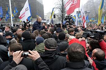 Vold mot 168 journalister