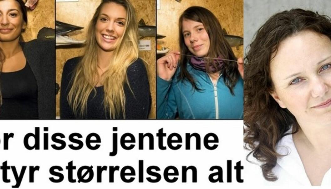Romerikes Blad forsøkte være morsomme. Nyhetsredaktør Trine Kjus innser at de bommet.