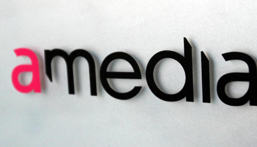 Reklamefall skaper press på lønnsomheten i Amedia. Foto: Glenn Slydal Johansen