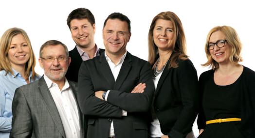 Dette er Aftenpostens nye redaktørkollegium