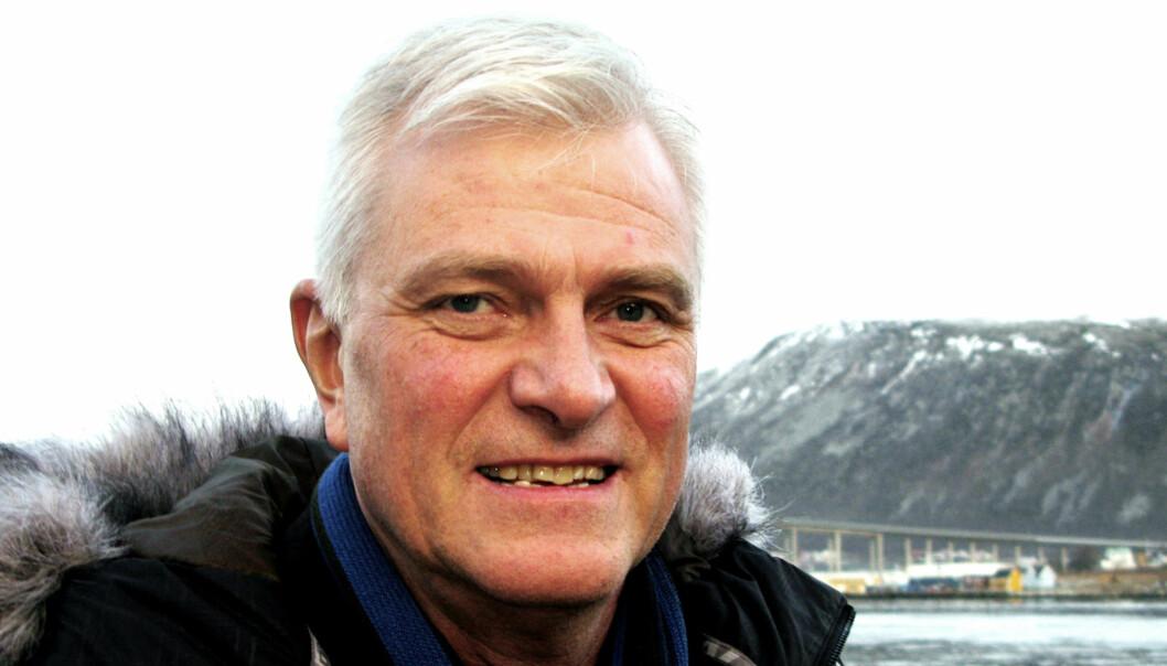 Frode Rekve føler han har gjort sitt som IJ-leder. Foto: Martin Huseby Jensen