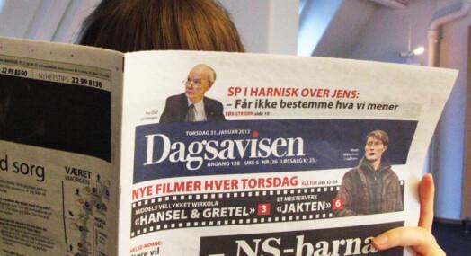 Fristen for å søke sluttpakker ute i Dagsavisen