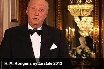 Kongelig regi i NRK