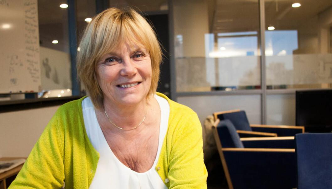 FRIKJENT: Ansvarlig redaktør Hilde Haugsgjerd og Aftenposten fikk medhold i tysk ankedomstiol. Foto: Kathrine Geard