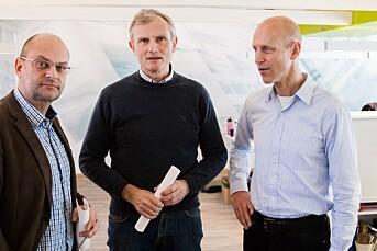 Morten Rød gir seg i Agderposten