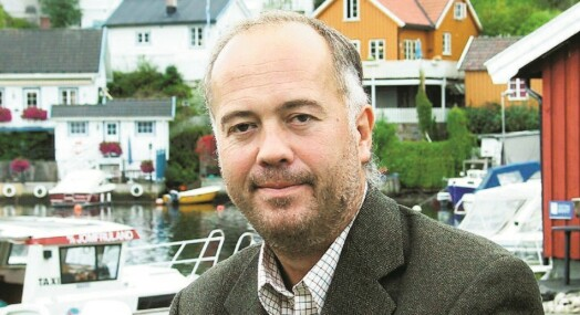 Gamleredaktøren overtar Tønsbergs Blad