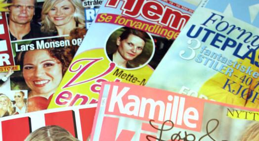 Flere unge leser magasiner