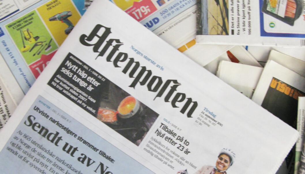 Aftenposten har i løpet av siste året fåttt 43.000 nye lesere til papiravisen.