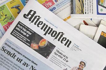 Aftenposten får flere lesere