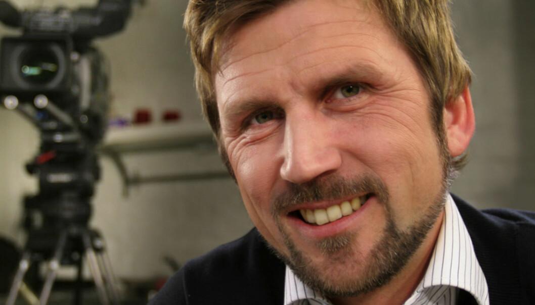 Håkon Haugsbø går fra NRK til Kirkens Nødhjelp. Foto: Kathrine Geard