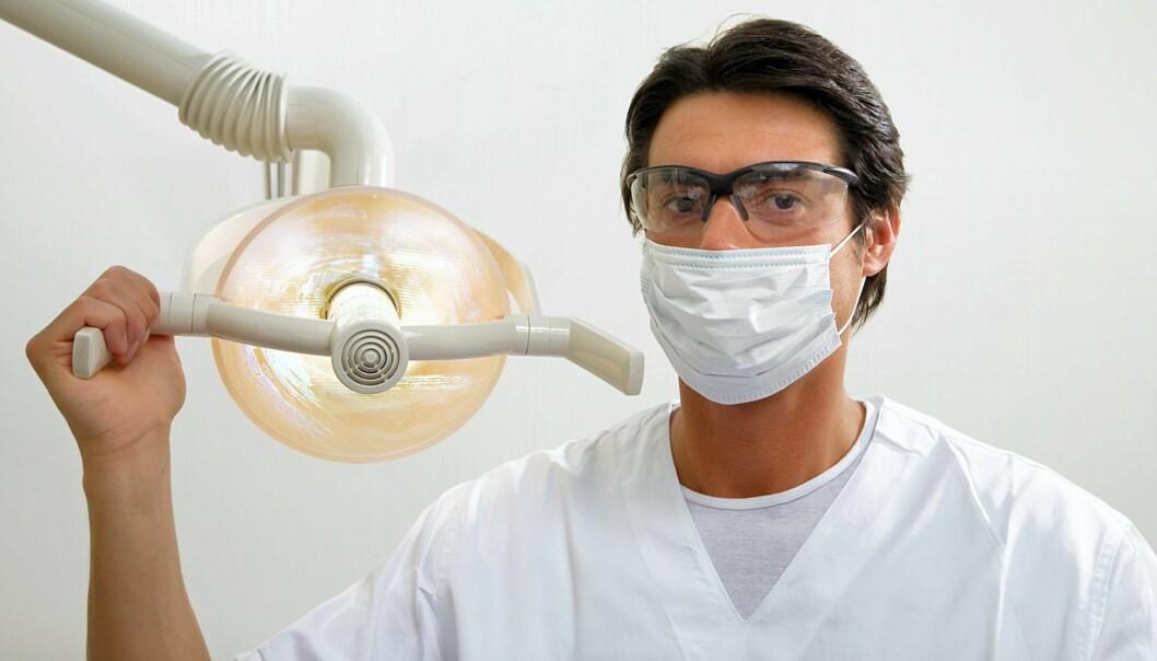 Betre å utdanna seg til tannlækjar, meiner Jon Hustad. Foto: Crestock.com