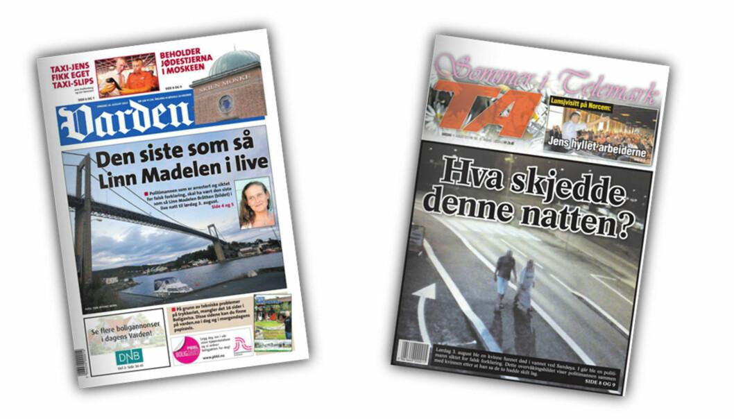 TA-redaktør Ove Mellingen mern han setter kritikken mot TA inn i en større sammenheng
