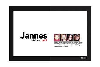 Historien om Jannes historie