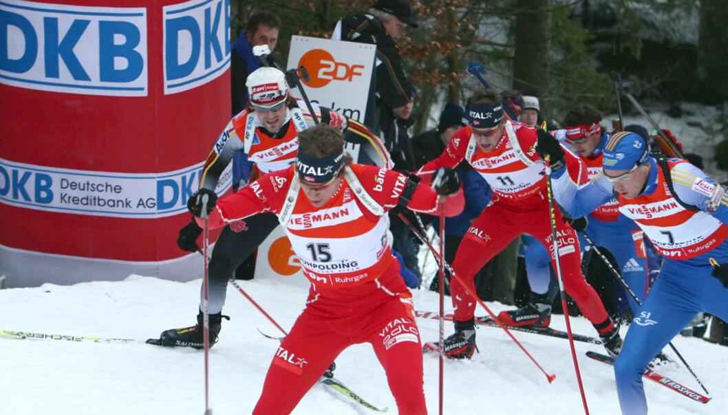 VERDIFULLT: NRK holder den nasjonale kjøpesummen hemmelig. Men det internasjonale skiskytterforbundet får tre ganger mer for rettighetene for perioden 2014-2018 enn 2006-2010. Foto: Chiemgau .::. Bayerns Lächeln [meine Heimat]/Flickr.com