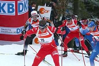 Skiskyting på NRK til 2022