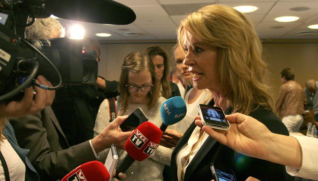 FELT: Sjefredaktør Ellen Arnstad i Se og Hør mener PFUs konklusjoner bør skape mediedebatt. Foto: Glenn Slydal Johansen