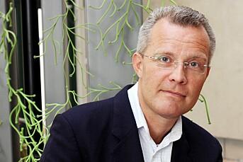 Hans Jørgen Lysglimt Johansen mener han har krav på tilsvar hos ABC Nyheter - klaget til PFU