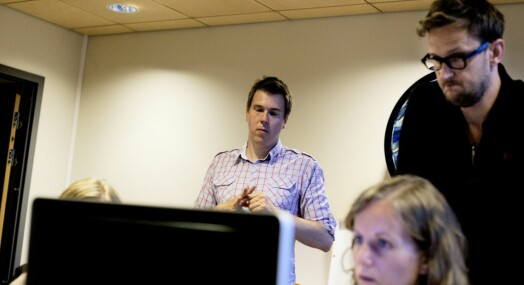 Starter ny avis i Drammen