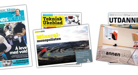 Bistandsaktuelt er årets fagblad