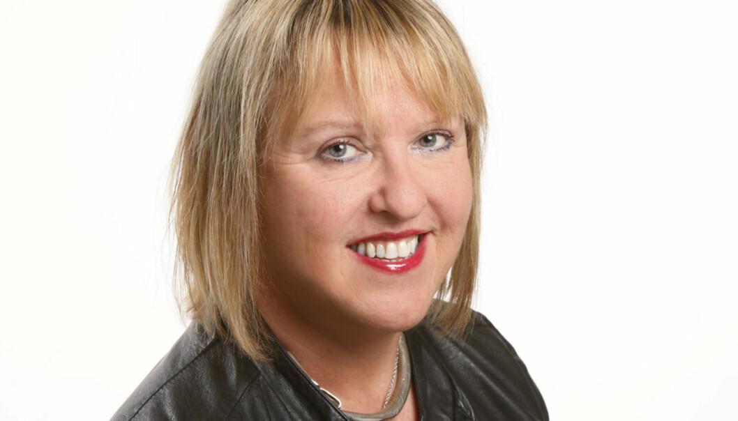 Grethe Gynnild-Johnsen. Foto: Anne Liv Ekroll/NRK