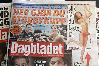Dagbladet i spill