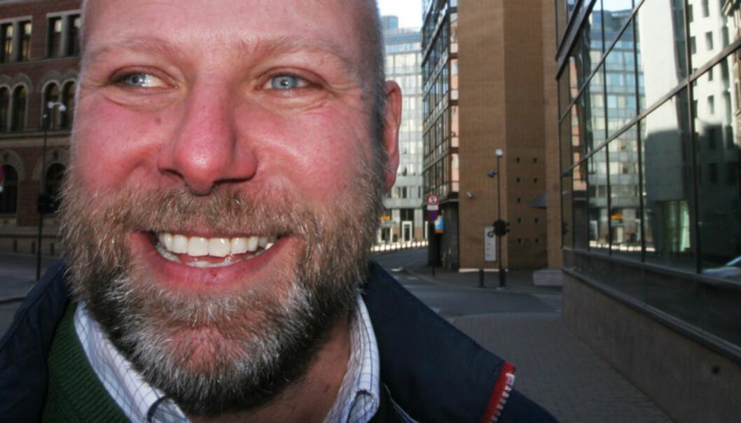Erik Schjenken vant i lagmannsretten. Foto: Martin Huseby Jensen