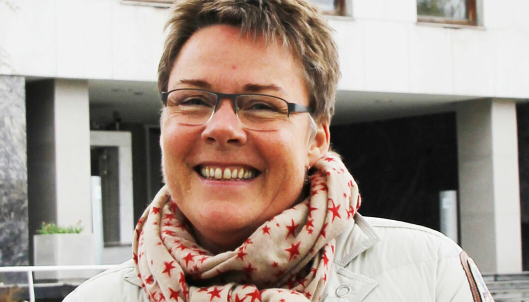 Grete Ruud blir ny DK-sjef i NRK Østfold. Foto: Nina Didriksen, NRK