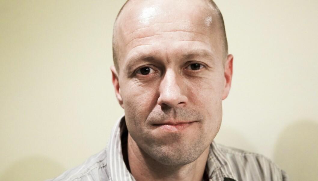 Per Arne Kalbakk, programdirektør i NRK. Foto: Kathrine Geard