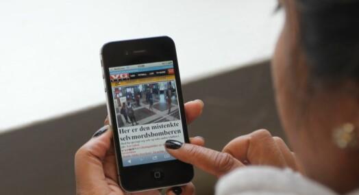 Kan ta mobilen ved streik