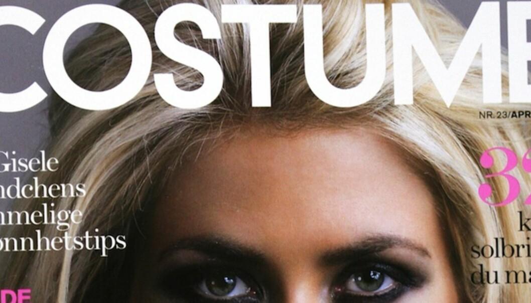 Kvinnemagasiner, Costume20080416Brukt i 0708