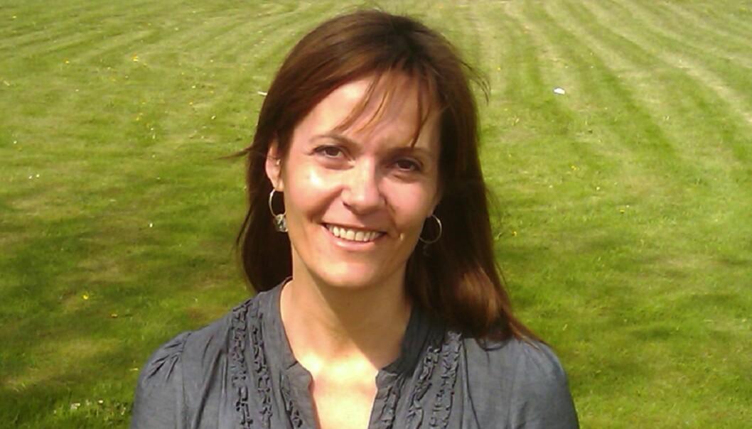 Kristin Monstad Lund, redaksjonssjef i Tønsbergs Blad.