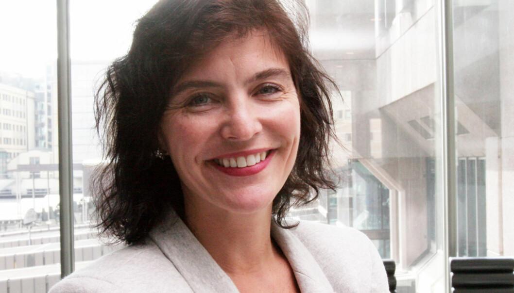 Presseeksperter er delt i spørsmålet om Kjersti Løken Stavrum kan fortsette som vara i Stiftelsen Tinius dersom hun får jobben som generalsekretær i Presseforbundet. Foto: Birgit Dannenberg