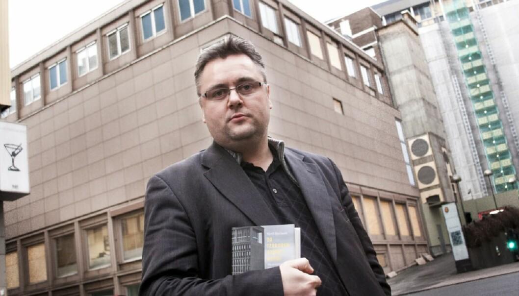 Frilansjournalist Kjetil Stormark. Foto: Kathrine Geard