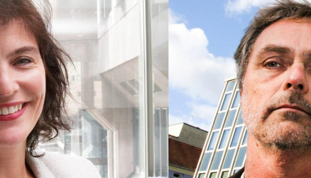 Kjersti Løken Stavrum og Carsten Bleness er nye navn på søkerlisten til å ta over etter Per Edgar Kokkvold. Foto: Birgit Dannenberg/Martin Huseby Jensen