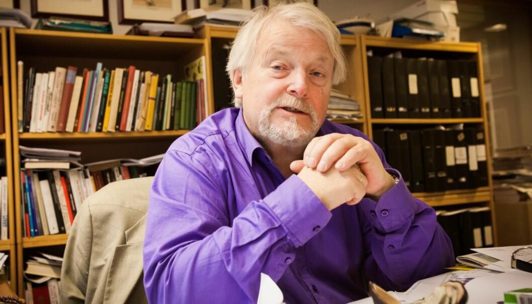 NP-general Per Edgar Kokkvold. Foto: Kathrine Geard