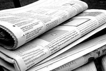 Et helt avisopplag ble borte i posten i Finland