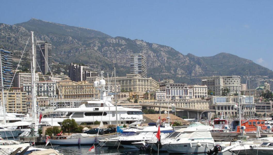 GRANSKET: Monaco er sammen med Bahamas, Kypros, Liechenstein, Luxembourg, Panama, San Marino og Seychellene nasjoner det er bred enighet om at kan kalles skatteparadiser. Foto: davharuk/Flickr.com