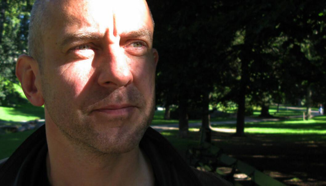 Rolf J. Widerøe er karlagt ulovlig av Forsvaret. Foto: Martin Huseby Jensen