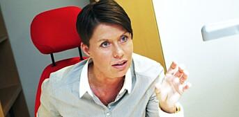 Norsk Journalistlags advokat Ina Lindahl Nyrud fra en annen anledning. Foto: Birgit Dannenberg