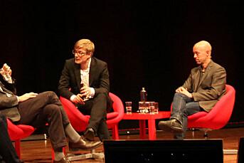 NRK-journalist: - Gikk meg blind