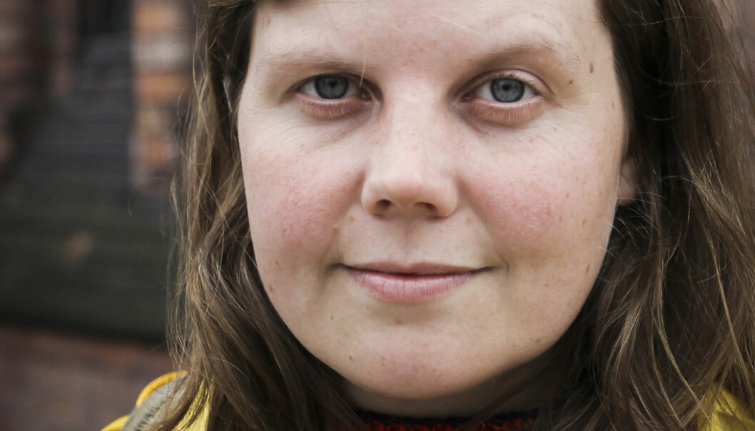 Fungerende leder i PK Kritine Nyborg har ennå ikke sett regnskapene fra OFF. Foto: Kathrine Geard