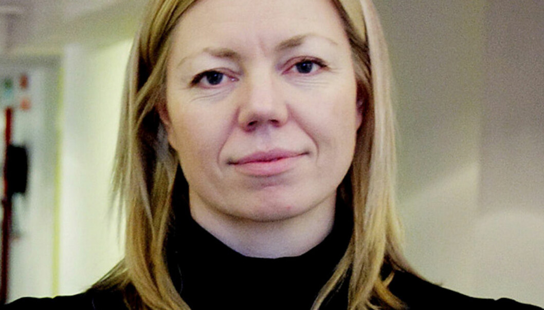 Trine Eilertsen har fått ny jobb i NRK. Foto: Paul S. Amundsen