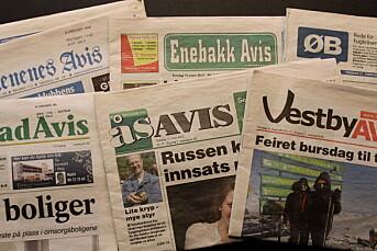 Amedia får beholde seks aviser