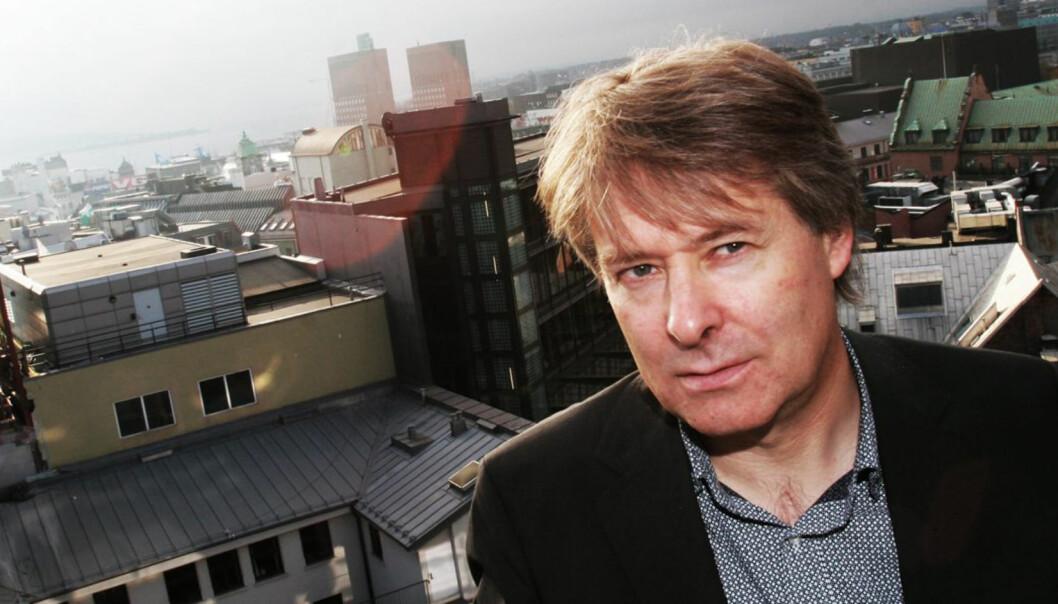 VG-sjef Torry Pedersen. Arkivfoto
