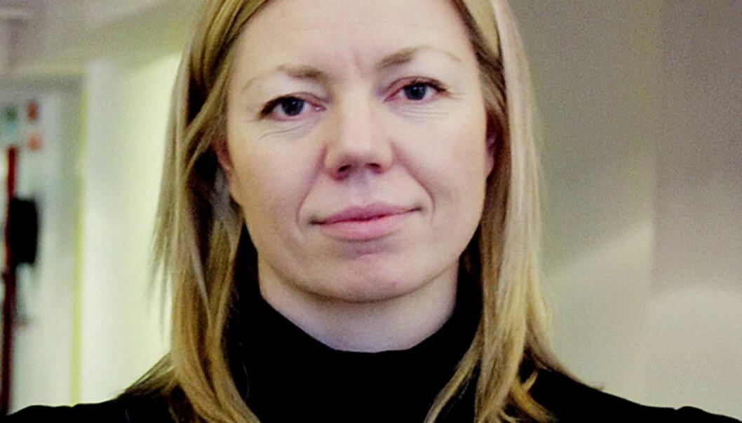 Trine Eilertsen, BT. FOTO: PAUL S. AMUNDSEN
