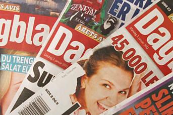 Delt om Dagblad-støtte