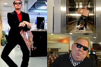 Se, DT-journalistene danser Gangnam Style